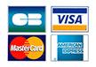 carte de paiement acceptée