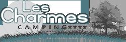 logo camping les Charmes Apremont Vendée