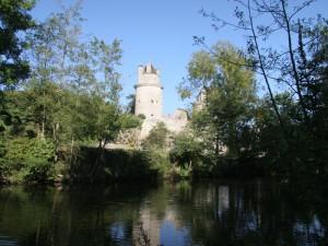 Le Château d'Apremont