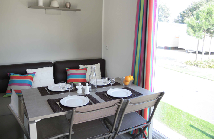 Mobile home 3 chambres