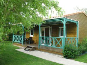 location pas cher dans camping en Vendée
