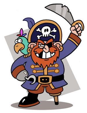 Exposition a l 39 abordage les pirates d barquent la m diath que camping les charmes - Mediatheque saint hilaire de riez ...