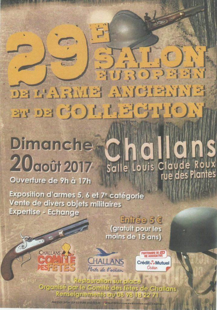 Salon des armes camping les charmes camping vendee 4 toiles for Salon armes