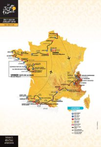 tour de France Vendée