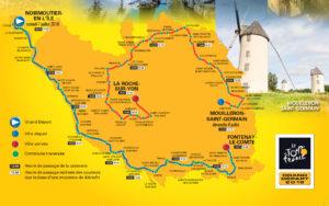 tour de France Vendée