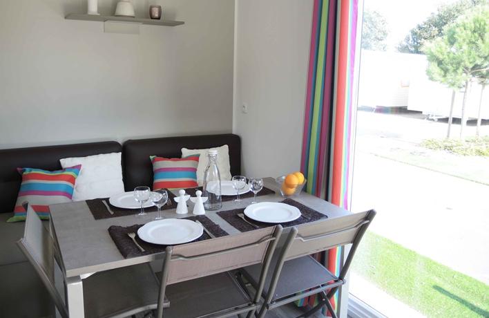 Location mobil home 3 chambres Vendée