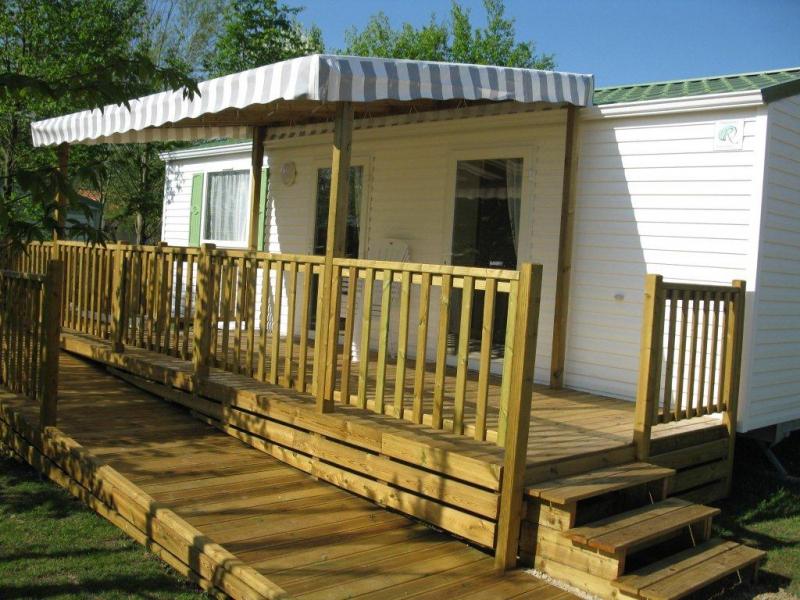 mobil home adapté PMR camping Vendée
