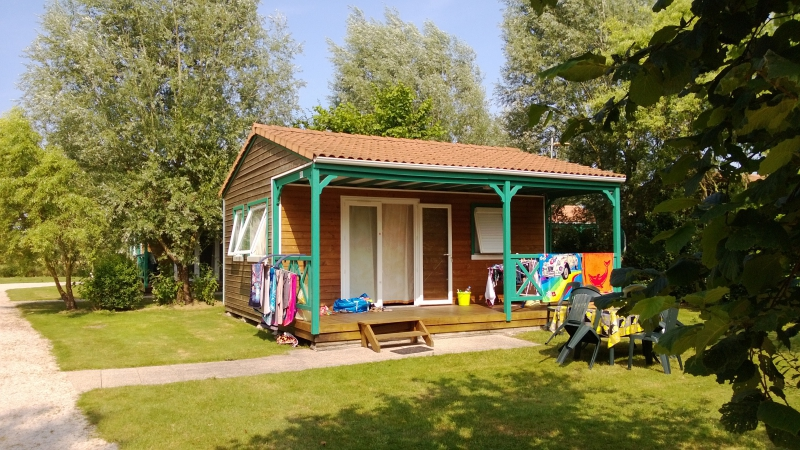Location mobil home camping Apremont Vendée