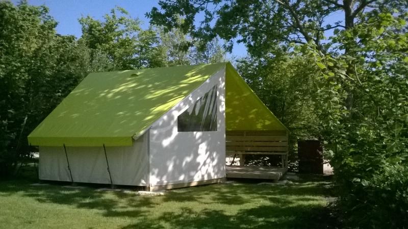 location tente équipée camping Vendée