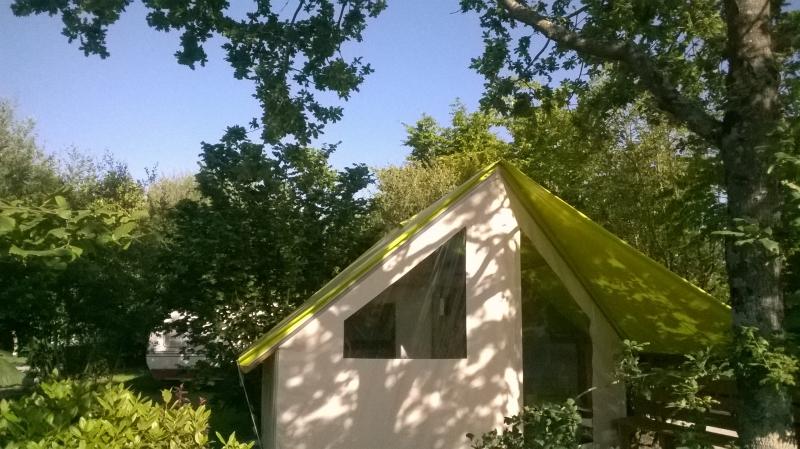 location tente équipée camping familial Vendée