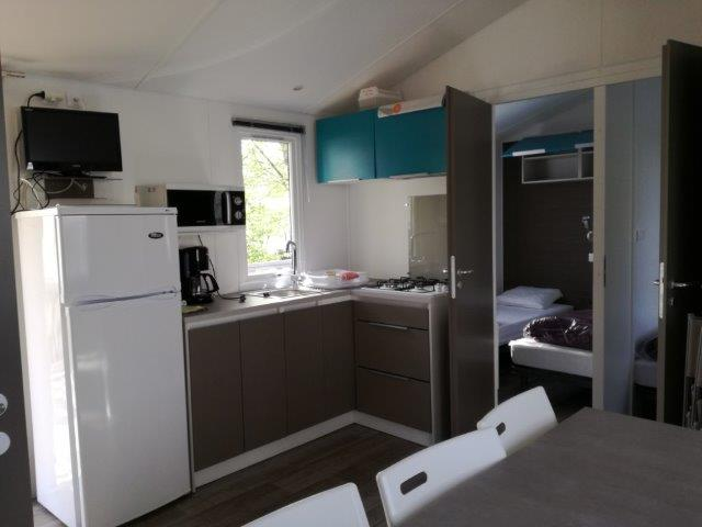 Location mobil home 3 chambres