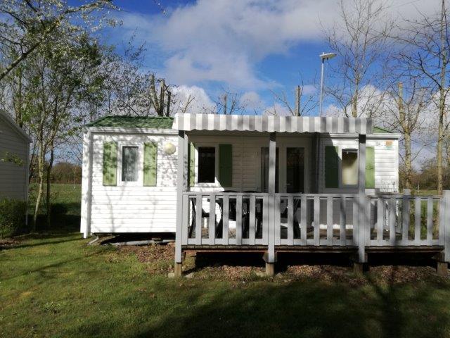 Mobil home familial camping 4 étoiles