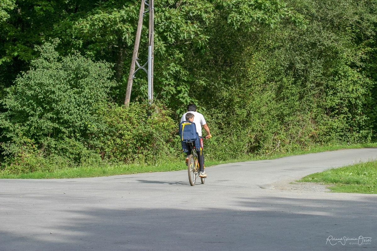 camping idéal balade à vélo
