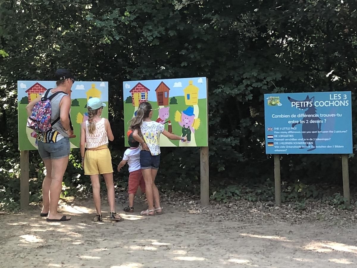 parc de loisir pres du camping