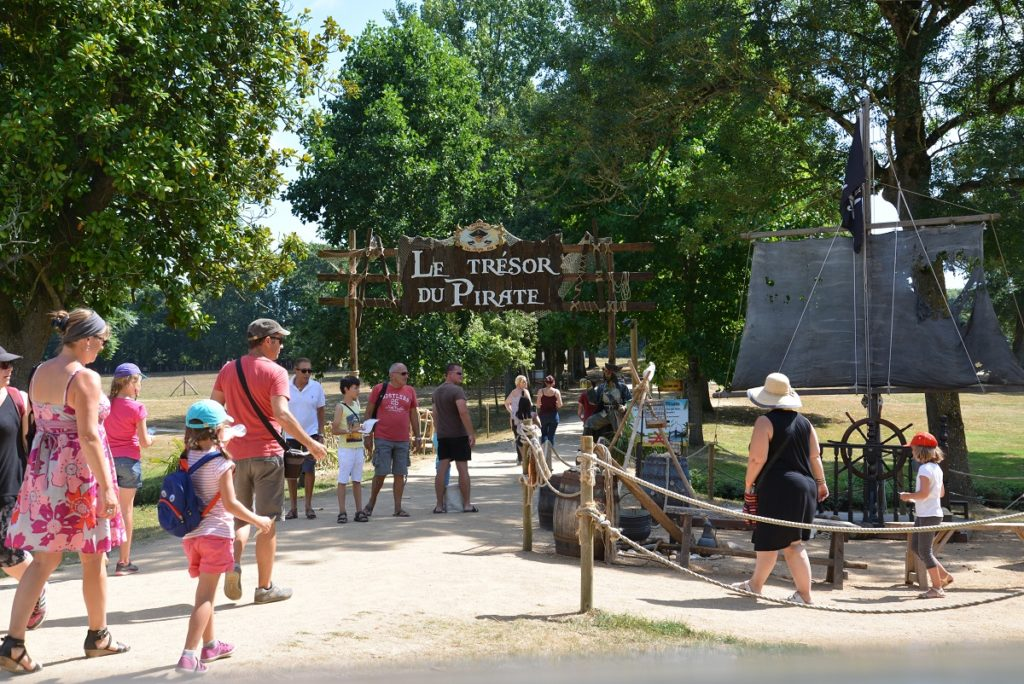 parc de loisir Vendée