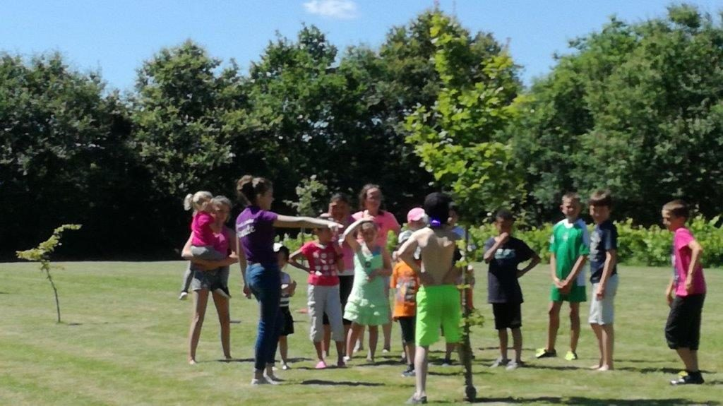 animations au camping
