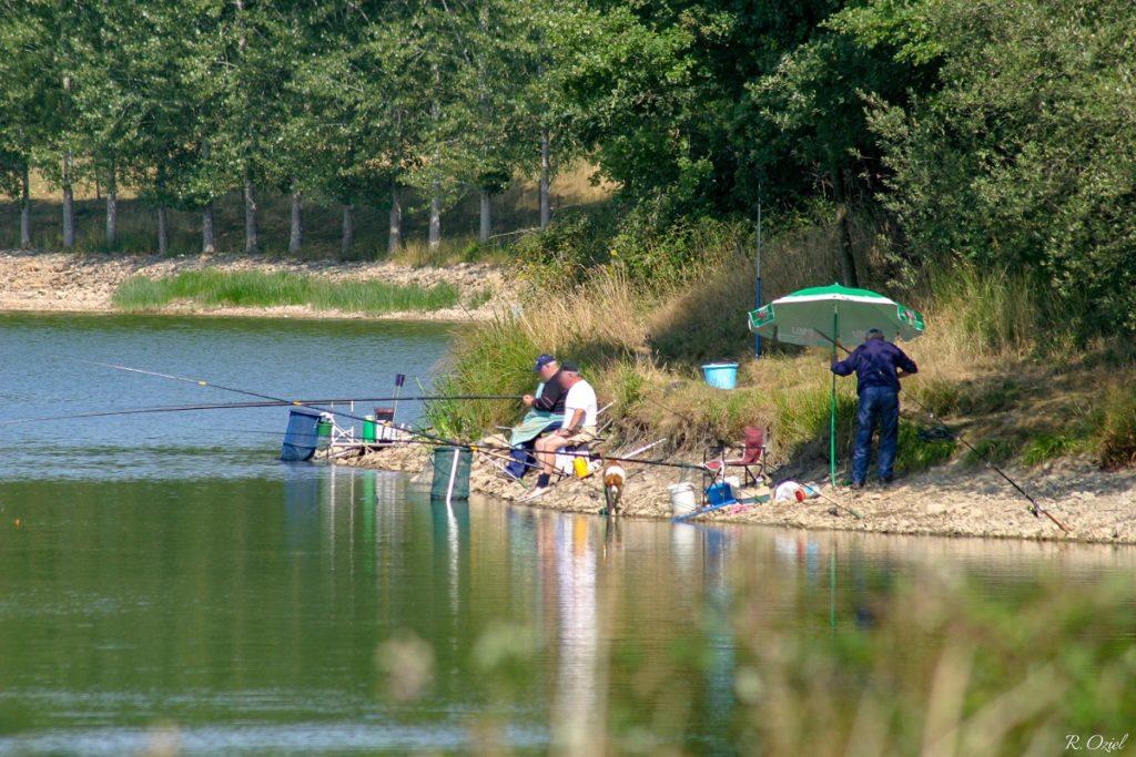 pêche près du camping