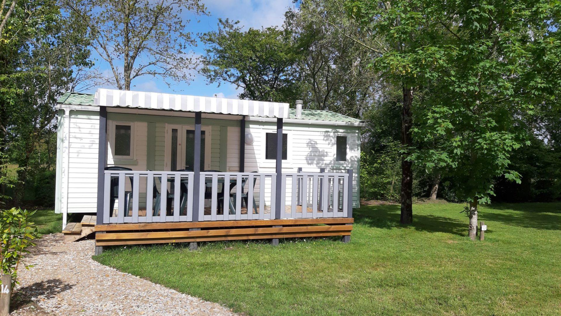 Mobile home en Vendee